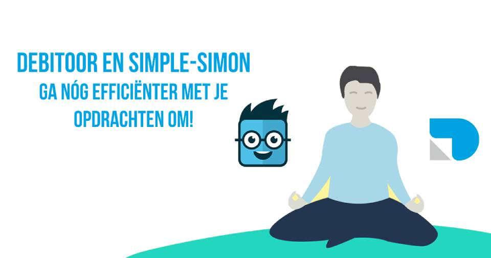 Debitoor en Simple-Simon samen in balans