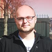 Anton - Senior Developer